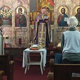 Blessing of the New Chalice and Gospel